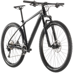 Cube Reaction SL MTB Hardtail sort
